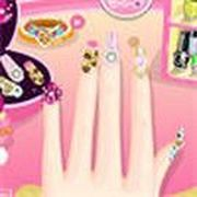 Play Trendy Summer Nails Game