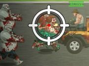 Play Trucking Zombies Game