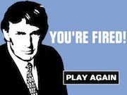 Play Trump Corporate Ladder Game