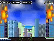 Play Twin Tower Rescue Game