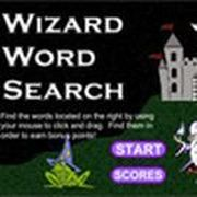 Play Wizard Word Search Game