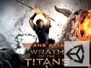 Play Wrath of the Titans Game