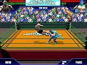 Play Wrestling Legends Game