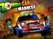 Play Zombie Car Madness Game