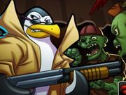Play Zombies Vs Penguins 3 Game