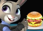 Play Zootopia Burger Cooking Game